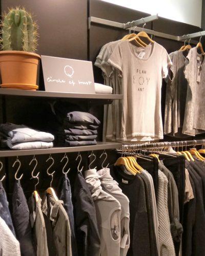 winkel en etalage MES ontwerp